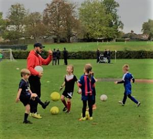 Saturday Soccer School